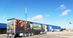 Aparcamiento camiones - ITV La Roda